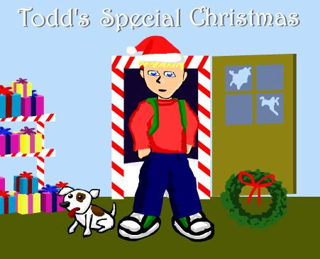 Todd's Special Christmas: The Christmas Special