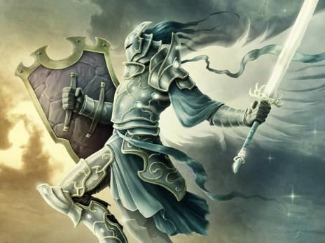 knight x
