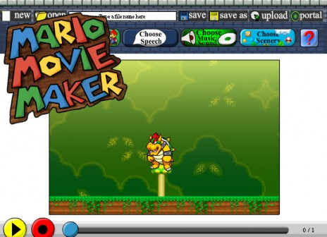 Mario Movie Maker 4