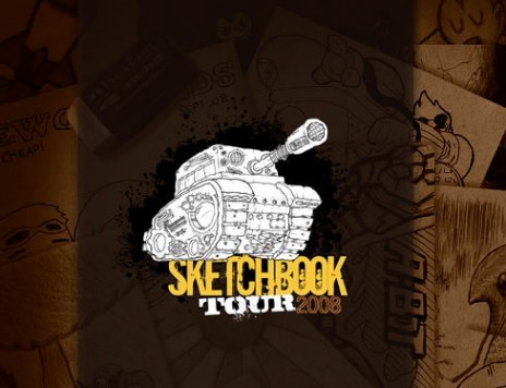NG Sketchbook Tour 2008