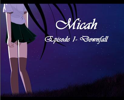 Anime Flash Series [ Micah ]