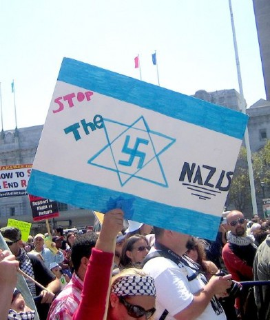 Jews 'exterminate' Gaza
