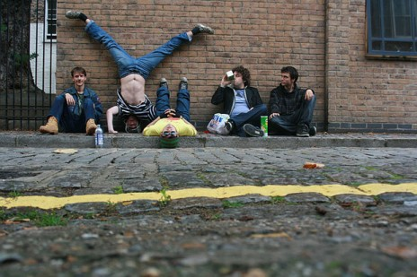 Goodbye San Fag-cisco, Hello London! 'NG LONDON MEET IV'