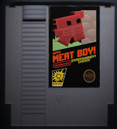 Super Meat Boy coming to Wiiware!