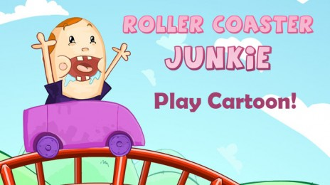 Hania's new music video - Roller coaster junkie