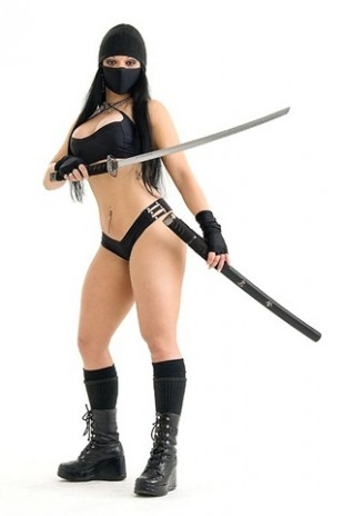 Ninjas are hotter.