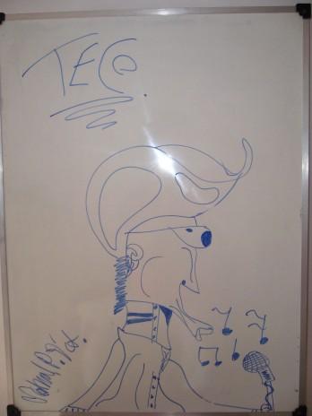 My Famous Art of Teco!