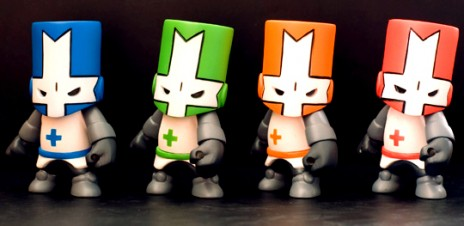 Castle Crashers.