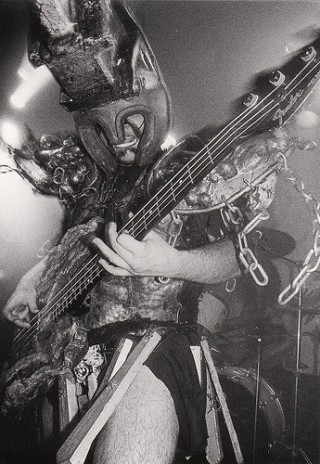 My Interview with Mike Bishop a.k.a Beefcake the Mighty of GWAR