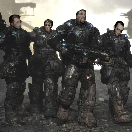 so I herd u liek Gears of War?