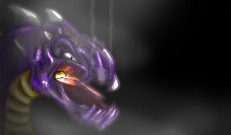 i drew a dragon...