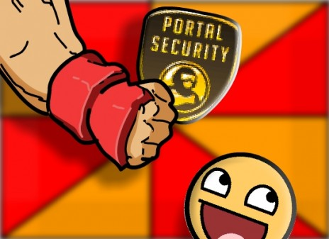 Finally Level 10 and Portal Security!!