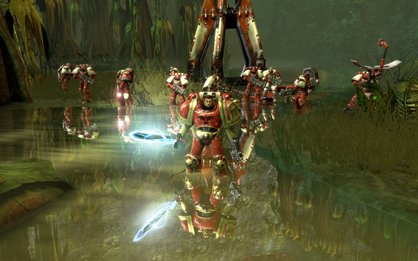 dawn of war 2 is awsome!!!!!!!!