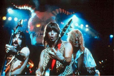 Spinal Tap in May!