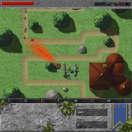 Huge TD featuring 85 turrets! Screenshots provided.