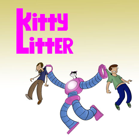 Kitty Litter website