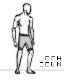 LOCKDOWN main character concept art