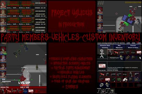 Project Validus progress