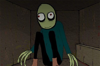 Salad Fingers 8 is here.