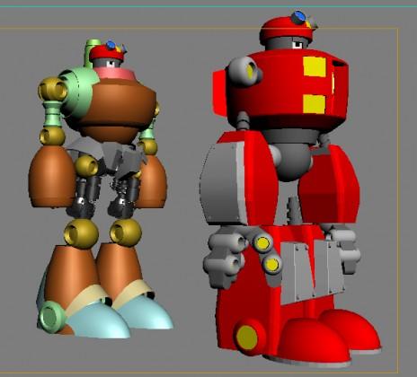 P-Bot Custom Update