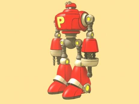 P-Bot Update 03