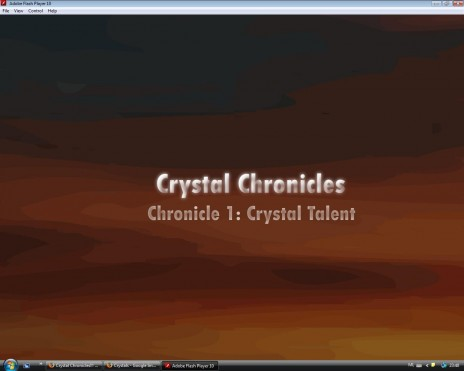 Crystal Chronicles!!!