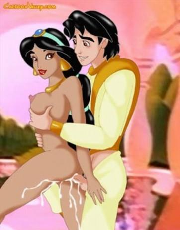 Aladdin Hentai x2