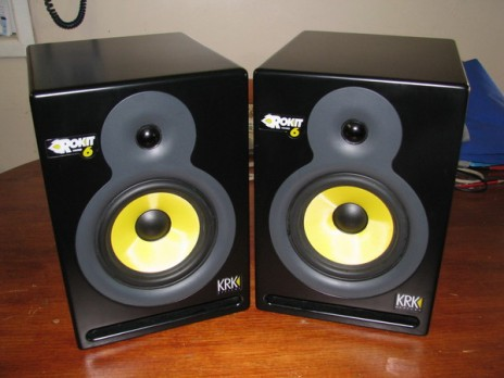 KRK RP6 Speakers FOR SALE!