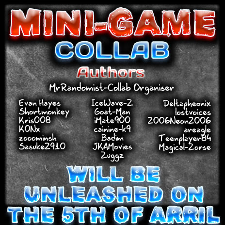 Mini-game collab!