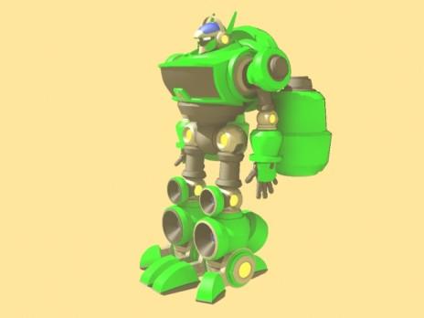 A-Bot Work in Progress