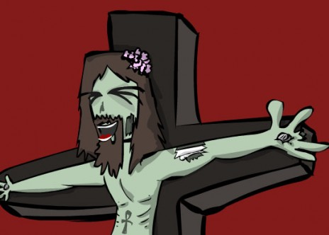 ZOMBIE JESUS DAY ( ... easter ... ) SUBMITION IN PORTAL