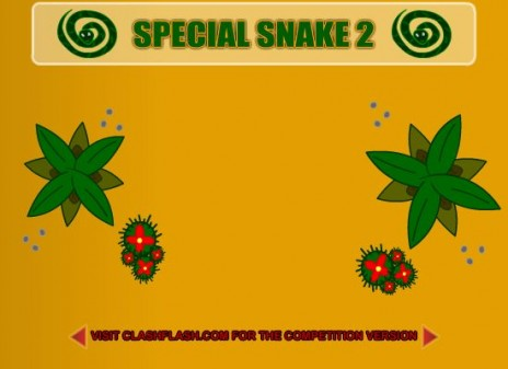 Special Snake 2 has been released!