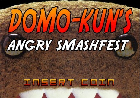 Domo-Kun Angry Smashfest!; Medal walkthrough