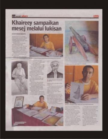 Me In Local Newspaper!