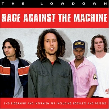 RAGE AGAINST THE MACHINE!!!!!!!!!!!!!!!