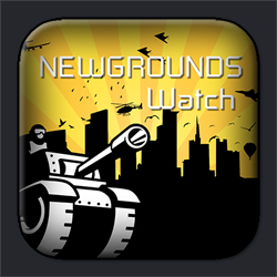Newgrounds Watch Logo