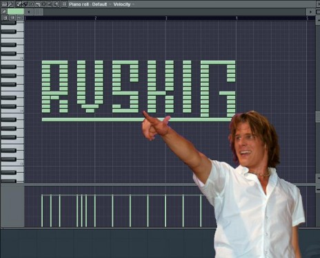 DJ Ruskig - Basshunter Song Remix