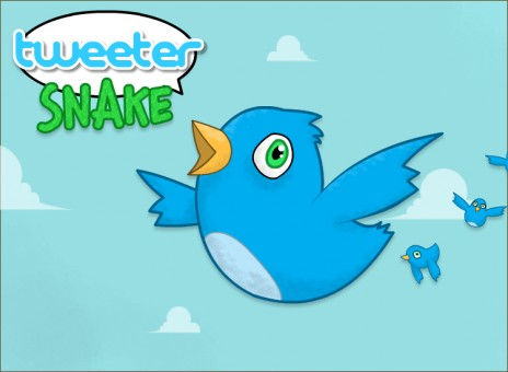 Tweet! Tweet! It's my first time.....