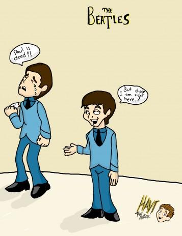 Paul is DEAD!