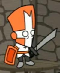 R.I.P. Orange Castle Crasher