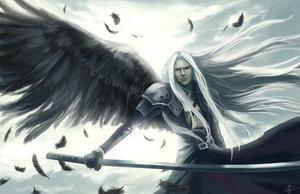 Sephiroth sprites?