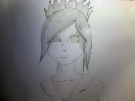 First Manga Girl