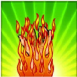 just made a drag me to hell pic on newgrounds icon creator
