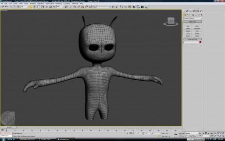 Astro Alien 2