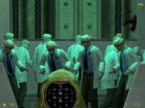 Half-Life Source Screenshot #2