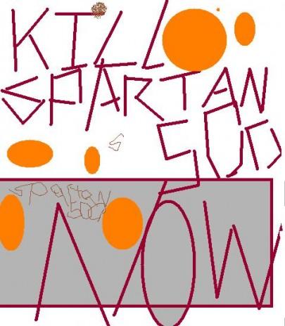 KILL SPARTAN500