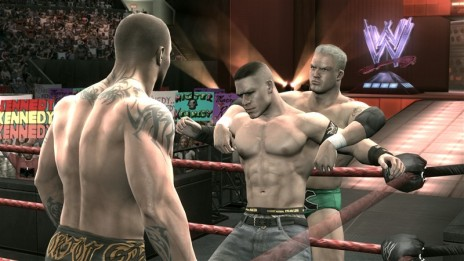 Scatmario's Video Game Review: Smackdown Vs RAW 2009 for Wii
