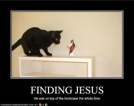 Jesus and how we all think of who he is