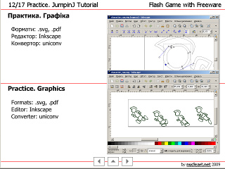 JumpinJ Flash Game Development - Presentation, Making Of, Tech Demo, Tutorial