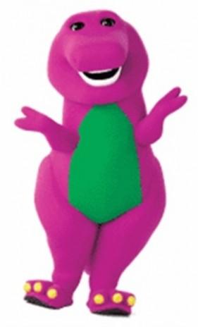 Barney dies